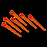 Gardena Náhradní nožíky pro Accu-trimmer 8840, 8841, 2417 (po 20 ks) 5368-20