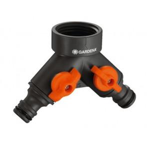 """GARDENA 2-cestný ventil 33,3 mm (G 1"""") 0940-20"""
