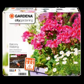 GARDENA automatické zavlažování pro 5-6 m květinových truhlíků 1407-20