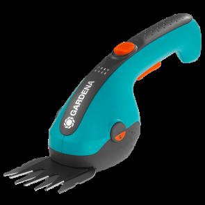 GARDENA akumulátorové nůžky na trávu a keře ClassicCut - sada 9854-20