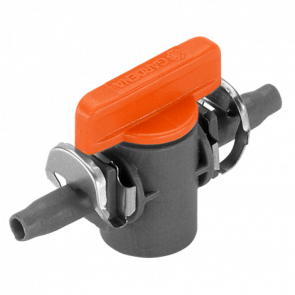 """GARDENA mds-uzavírací ventil 3/16 """" 8357-29"""